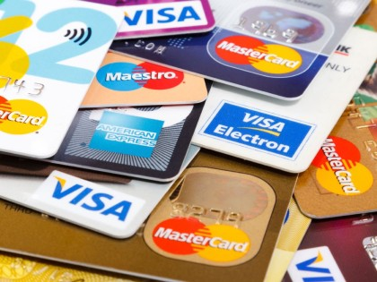 Nyní u nás můžete pohodlně zaplatit platební kartou!