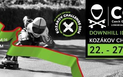 Kozákov Challenge 2014 proběhne tento víkend!