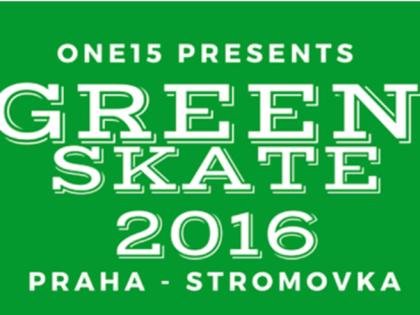 Greenskate 2016! Longboard akce!
