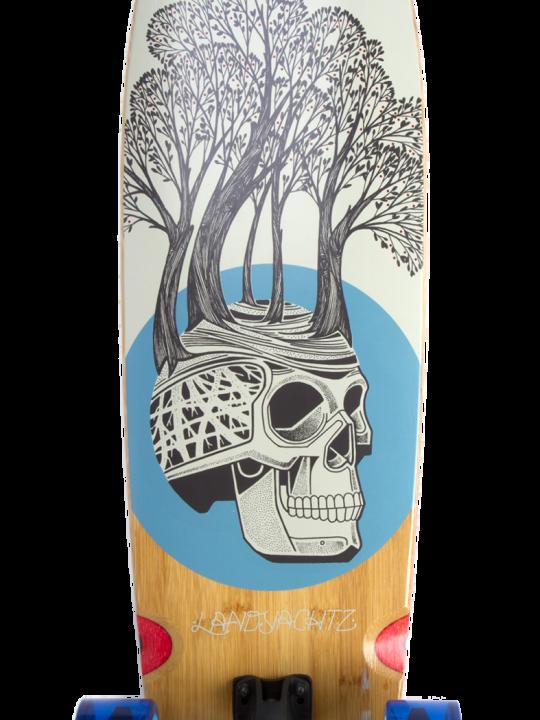 Bamboo Ripper - Tree Skull - Graphic