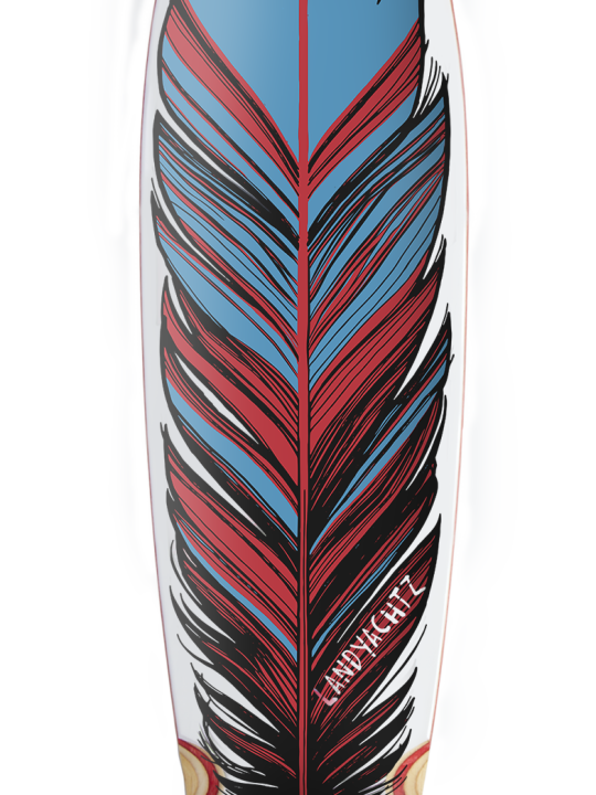 Chief - Feather - Graphic
