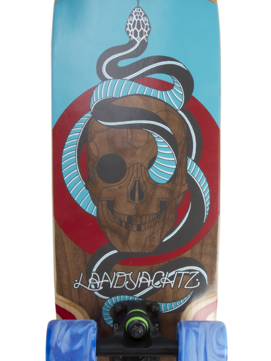 Dinghy - Skull - Graphic
