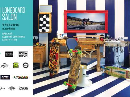 8. Longboard Salon se rychle blíží!