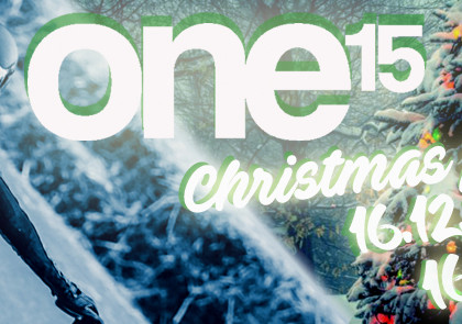 Vánoční party ONE15 – 16.12.2016