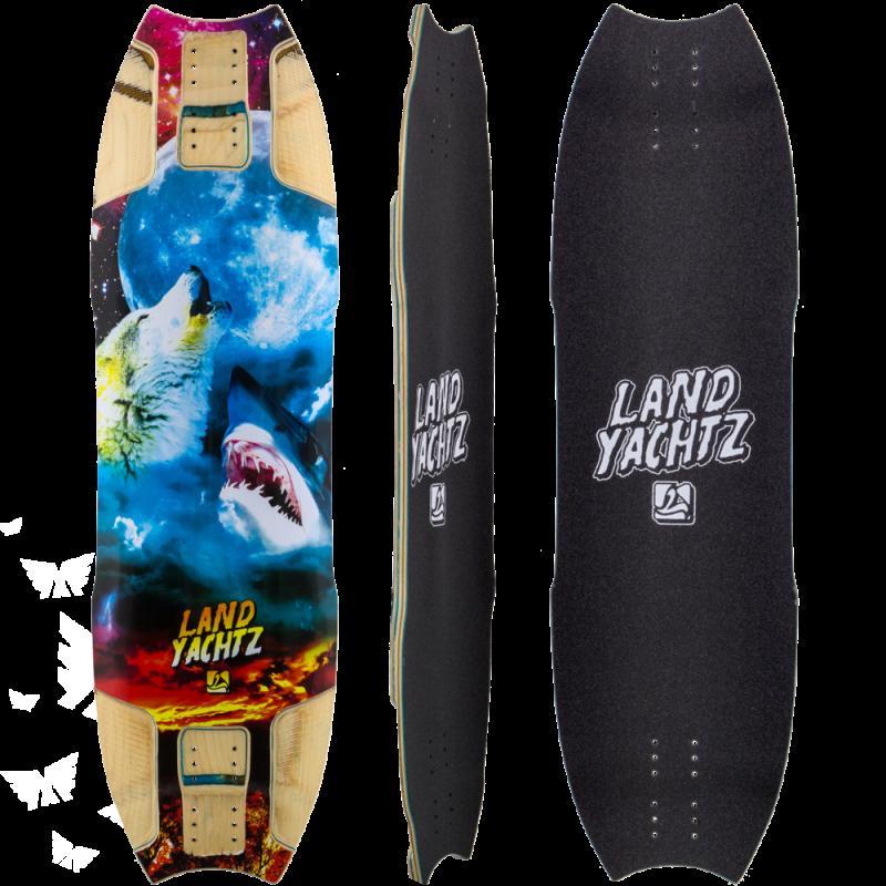 Landyachtz Wolf Shark Re-Issue  51d942dc4b0