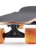 Landyachtz Dinghy Burning Sky Mini Cruiser Longboard Skateboard Angle-grip