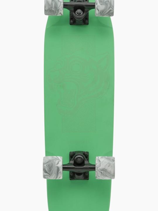 Landyachtz_Dinghy-Green-Tiger_Cruisers_Longboard_Skateboard_Face